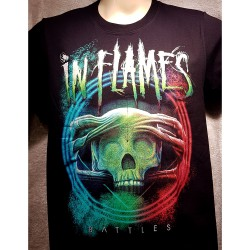 "In Flames ""Battles"" T-shirt"