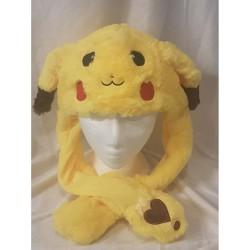 Pikachu Mössa som kan vifta...