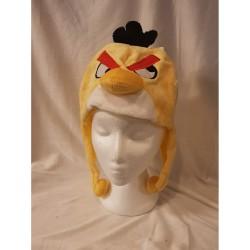 Gul fågel mössa Angry Birds