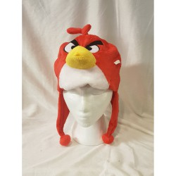 Röd fågel mössa Angry Birds