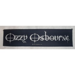 Ozzy Osbourne Patch
