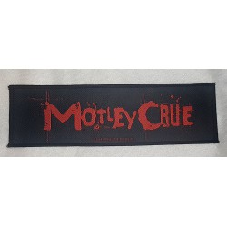 Mötley Crue Patch