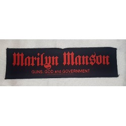 Marilyn Manson - Guns, God,...