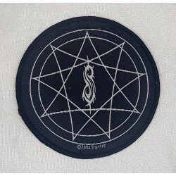 Slipknot rund Patch