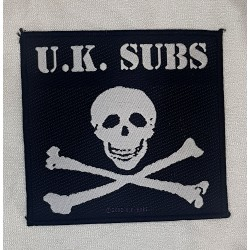 U.K. Subs patch