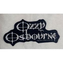 Ozzy Osbourne utskuren Patch