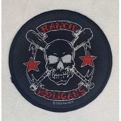Rancid - Hooligans round Patch