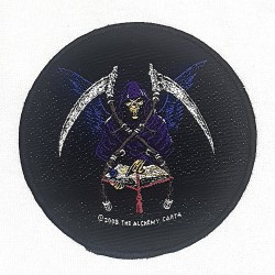 Alchemy Gothic Reaper Patch