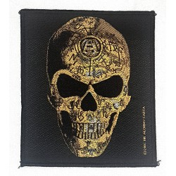 Alchemy Gothic Skull Patch