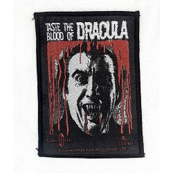 Taste tha blood of Dracula...