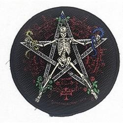 Alchemy Gothic pentagram...