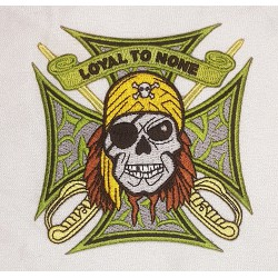 Loyal to none Patch