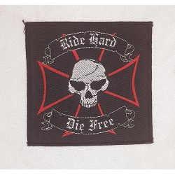 Ride hard die free Patch