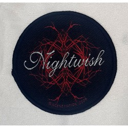 Nightwish rund Patch