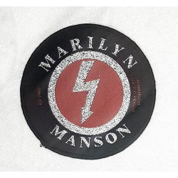 Marilyn Manson Patch
