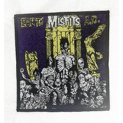 Misfits - Earth A.D. Patch