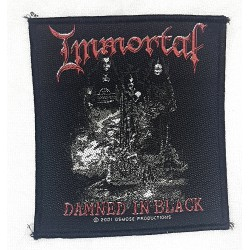 Immortal - Damned in Black...