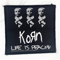 Korn - Life is Peachy Patch