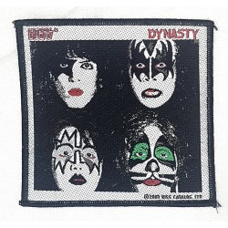 Kiss - Dynasty Patch