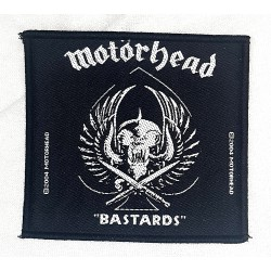 Motorhead - Bastards Patch