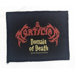 Morticia - Domain of death...