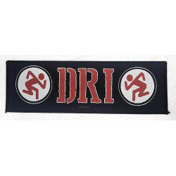 D.R.I Patch