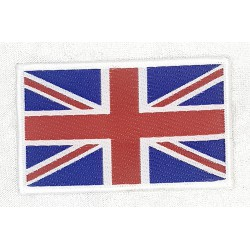 Brittiska Flaggan Patch