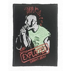 The Exploited - Barny army...