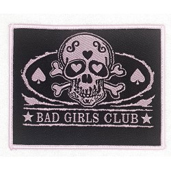 Bad Girls Club Patch