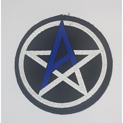 Anthrax - Pentagram Patch