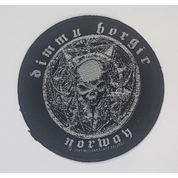 Dimmu Borgir - Norway Patch