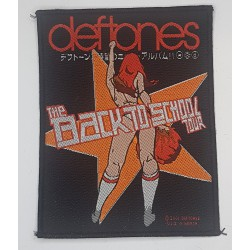deftones - Back to school...