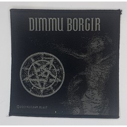 Dimmu Borgir - Pentagram Patch