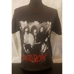 "Skid row ""Piece of me"" T-shirt"