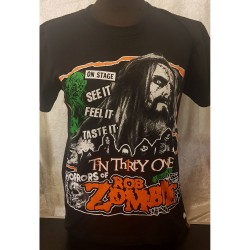 "Rob Zombie ""Ten Thirty one""..."